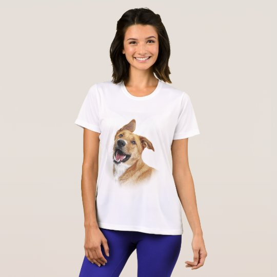 T-shirt: featuring Oscar, the Lab T-Shirt