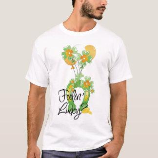 T Shirt Feeling Lucky ? Irish St Patricks Day