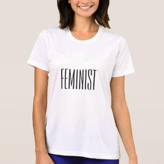 T-shirt Feminist - Branca