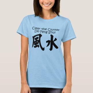 T-shirt: Feng Shui T-Shirt