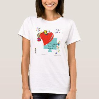 T-shirt  Fière maman d'un fils autiste