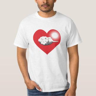 T-shirt flying cloud