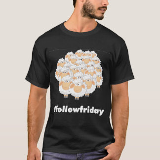 T-shirt #followfriday de gazouillement
