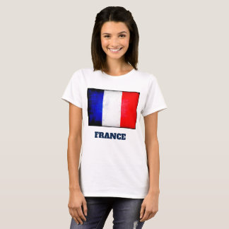 T-Shirt for Patriots of France