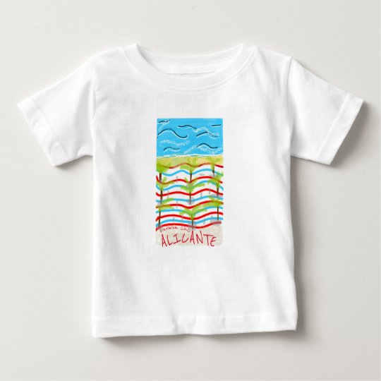 T-shirt for you drink memory of Alicante