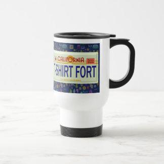 T-Shirt Fort Brand Love Travel Mug
