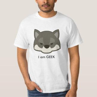 T-shirt fox I a.m. Geek