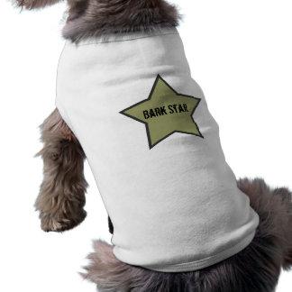 """T-shirt frais de """"étoile de Brak"""" de chien Manteau Pour Animal Domestique"""