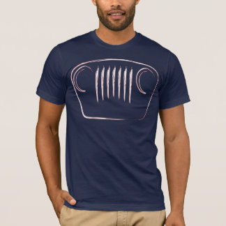 T-shirt Front Jeep