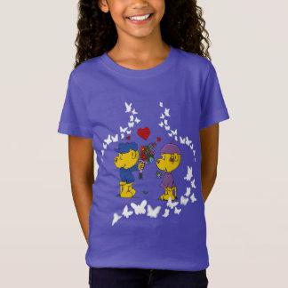 T-Shirt Furet de Ferald et de Sahsha