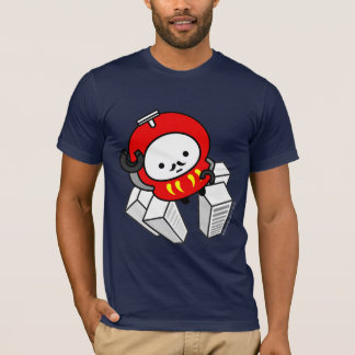 T-shirt - GO! Daruma Robot!!