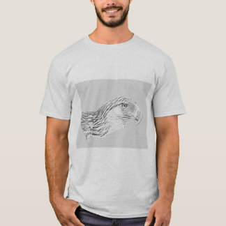 T-Shirt Great Philippine Eagle
