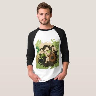 T-shirt Green Day man
