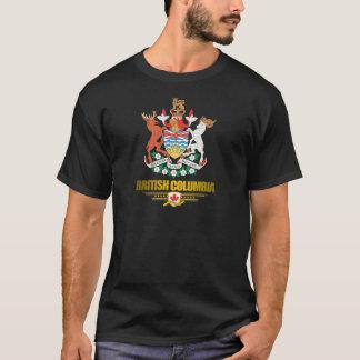 T-shirt Habillement de COA de Colombie-Britannique