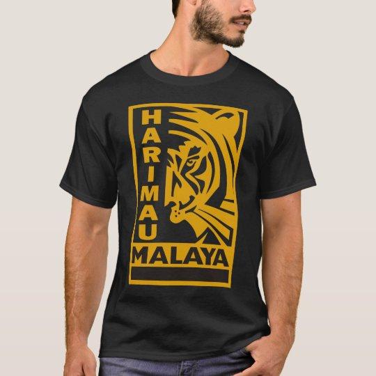 T-Shirt: Harimau Malaya T-Shirt