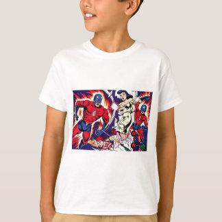 T-shirt Homme de torche et garçon de torche
