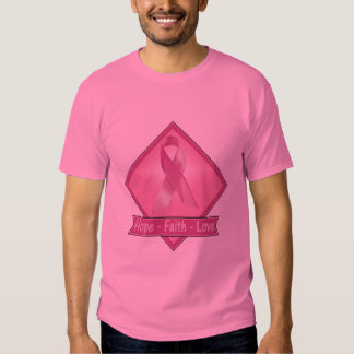 T-Shirt - Hope Faith Love