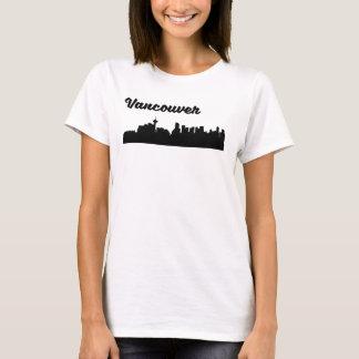 T-shirt Horizon de Vancouver