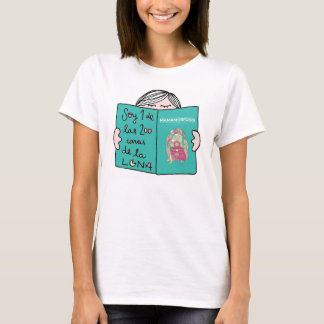 """T-shirt """"I am 1 of the 200 faces of the Moon """""""