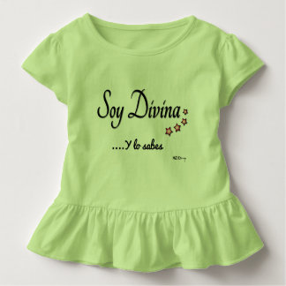 T-shirt I am Divine for children