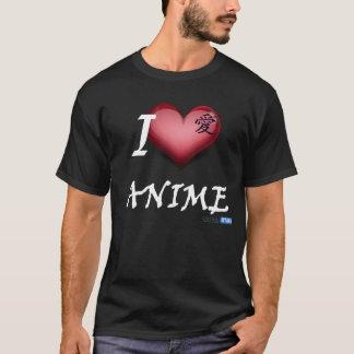 T-shirt I LOVE LIVENS UP