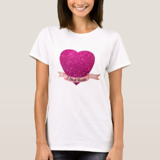T-shirt I Steal Hearts Pink Heart