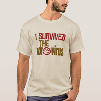 T-Shirt, I Survived The Norovirus T-Shirt