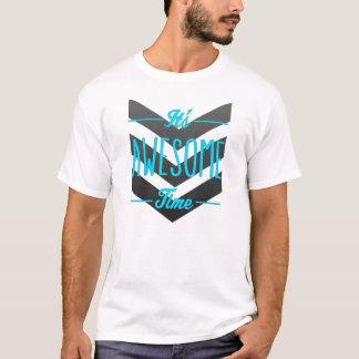 T-shirt Il est temps impressionnant