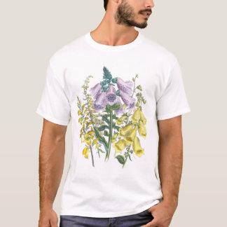 T-shirt Illustration vintage de digitale