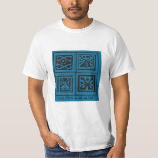 T-shirt indigenous design