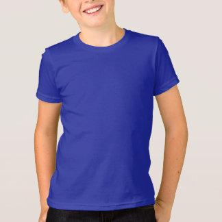 t-shirt inscription au dos