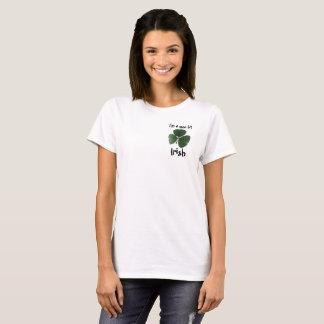T-shirt irlandais