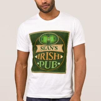 T-shirt irlandais de Pub du jour de St Patrick per
