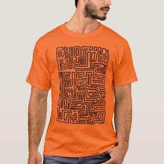 T-shirt Je devine que je suis la chemise des hommes perdus