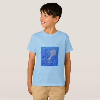 T-shirt jellyfish/jellyfish