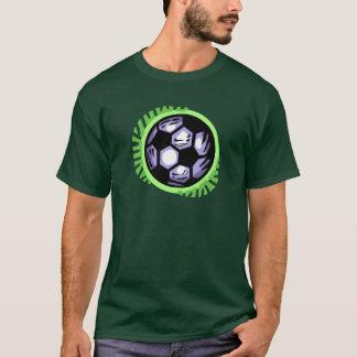 T-shirt Joueur d'équipe de ballon de football