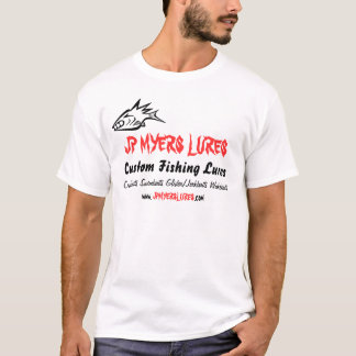 T-SHIRT JP MYERS LURES