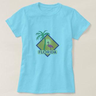 T-shirt La Floride vintage Deco