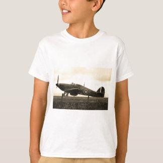 T-shirt Le combattant brouillé pour décollent
