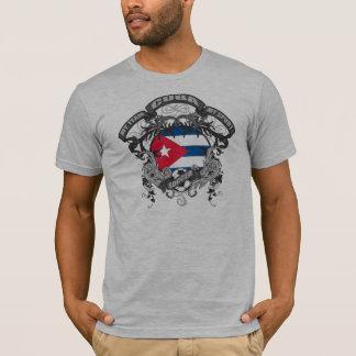 T-shirt Le football Cuba