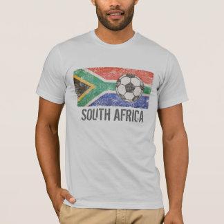 T-shirt Le football sud-africain