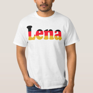 "T-shirt ""Lena Germany """
