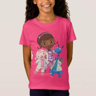 T-Shirt Les meilleurs amis de médecin de Doc. McStuffins |