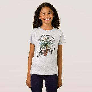 T-Shirt Les meilleurs moments dans la chemise de l'été  
