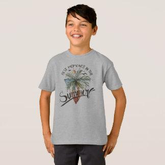 T-shirt Les meilleurs moments dans la chemise de Tagless