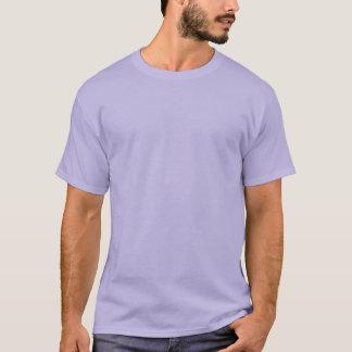 T-shirt Lilac Flower