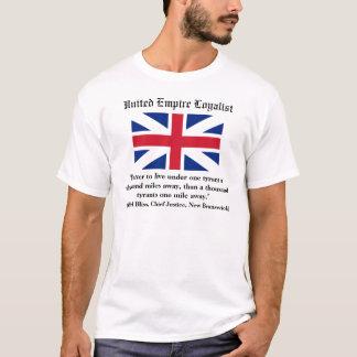 T-shirt Loyaliste uni d'empire