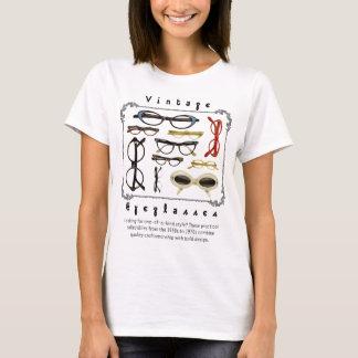 T-shirt Lunettes vintages 01