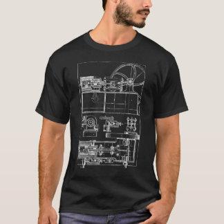 T-shirt Machine vintage 04
