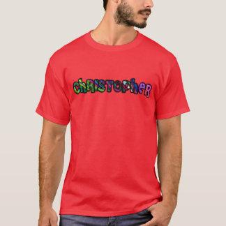 T-shirt man Christopher